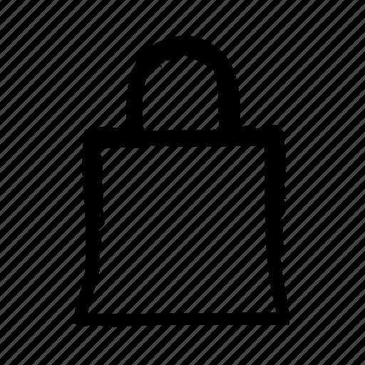 bag, commerce, interface, shop, software, ui, ux icon