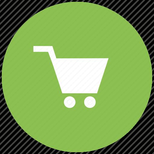 basket, buy, checkout, ecommerce, retail, supermarket icon