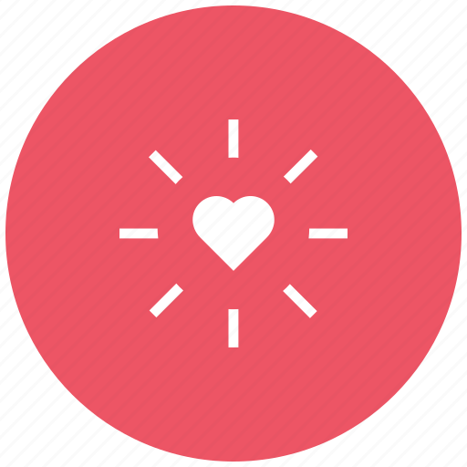 affection, favourite, heartbeat, like, love, romance, valentine icon