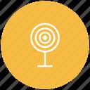 aim, archery, center, game, goal, sport icon