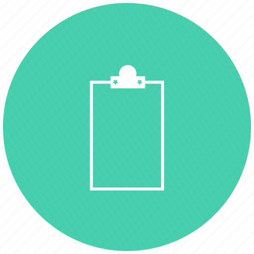 document, notepad, pad, paste, searchpad, survey icon