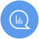 analytics, bar graph, graph, growth, increase, inflation, statistics icon