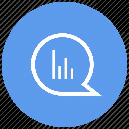 analytics, bar graph, graph, growth, increase, inflation, statistics icon