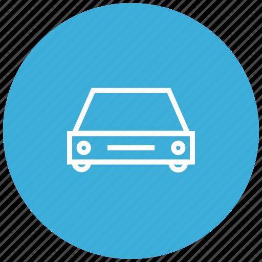 car, four wheeler, rental car, taxi, transport, vehicle icon