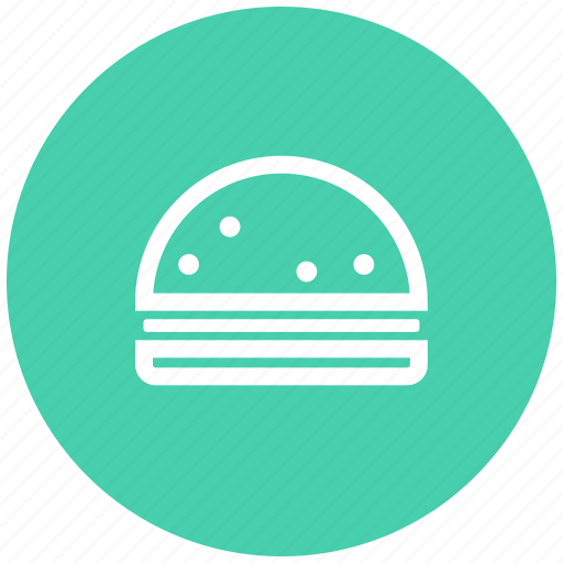 bread, burger, food, mcd, meal icon