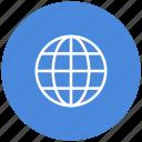 global, internet, planet, web, world, www icon