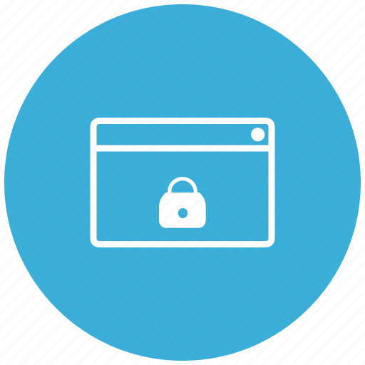 incognito window, lockbox, protected browser, safe, secure browser, security icon