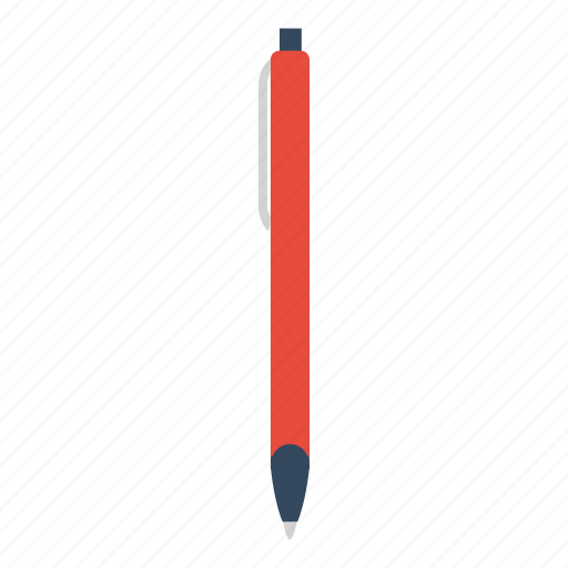 ballpoint, draw, pen, stationery, tool, write, writing icon