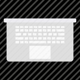 apple, computer, device, laptop, mac, macbook, technology icon