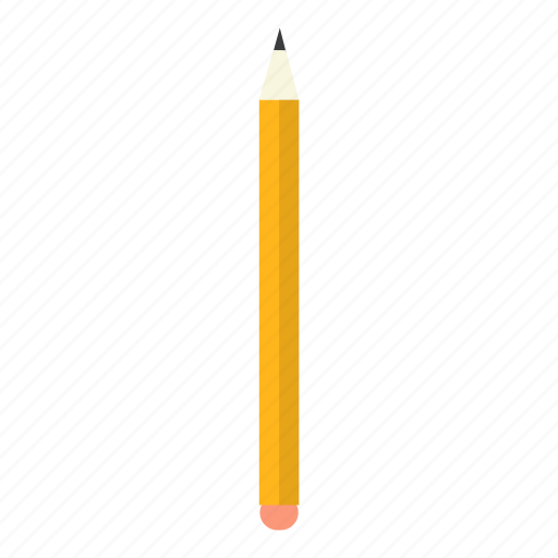 draw, education, pencil, school, stationery, student, write icon