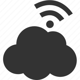 cloud, distribution, mailing, newsletter icon