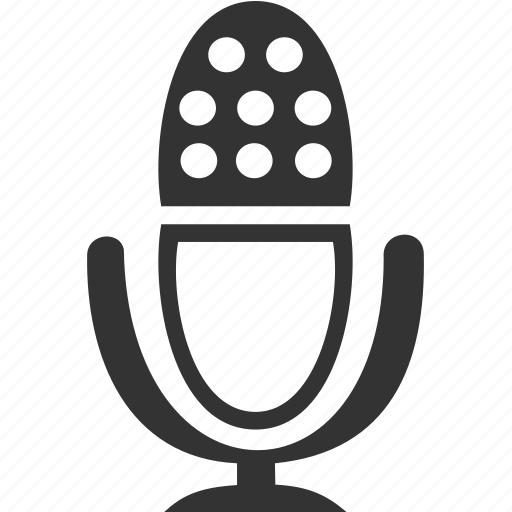 media, microphone, music, volume icon