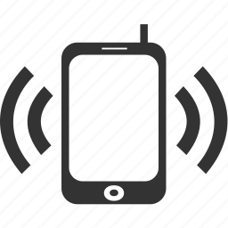 cell, communication, phone, telephone icon