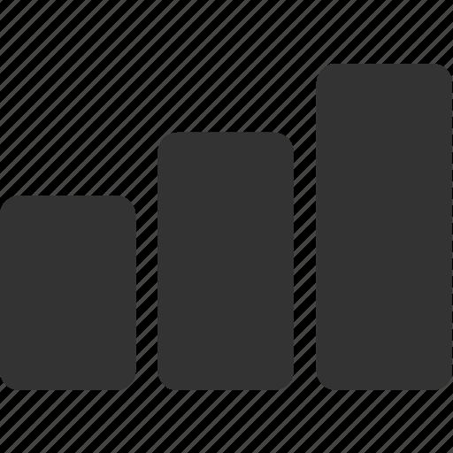 analysis, chart, diagram, statistics icon