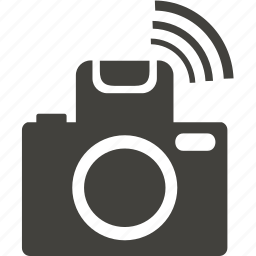 camera, communication, connection, photo icon