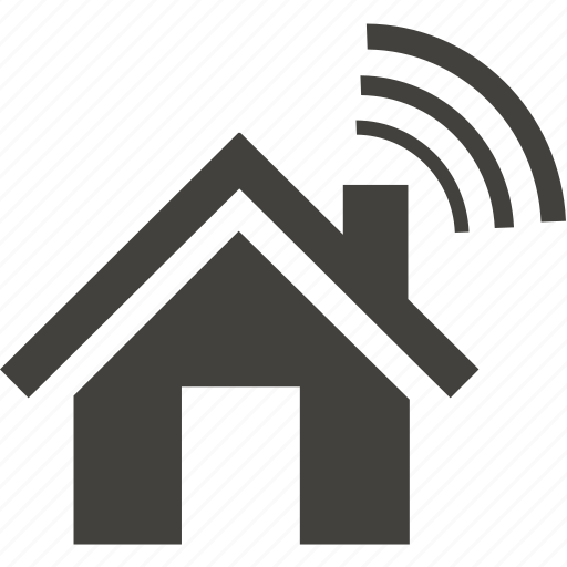 communication, connection, home, house, internet icon
