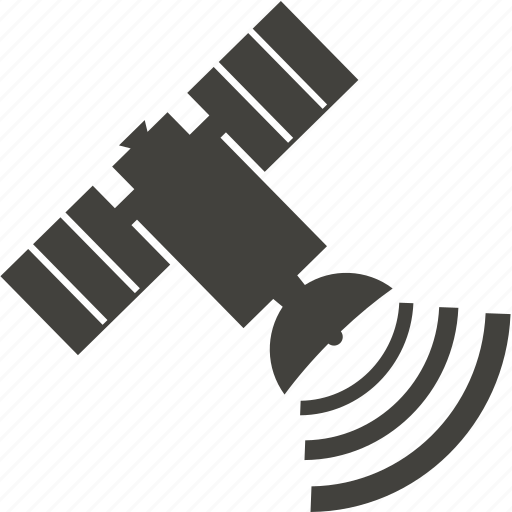 communication, connection, internet, network, satellite, space icon
