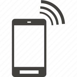 communication, connection, internet, mobile, phone, telephone icon