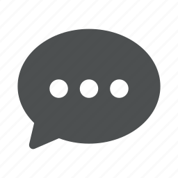 bubble, chat, communication, message, support, talk, text icon