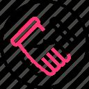 deal, good, hand, handshake, online, shake icon