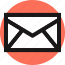 communication, email, mail, networking, online, web icon