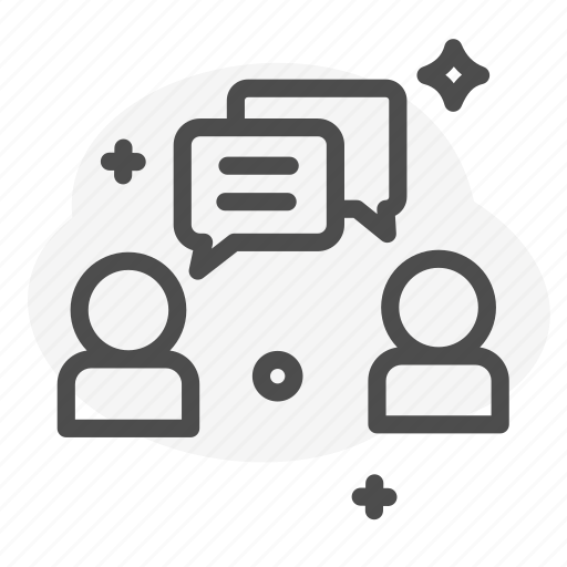 Chatting, communication, speaking, talking icon - Download on Iconfinder