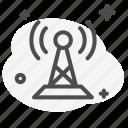 communication, sender, signal, tower, transmitter