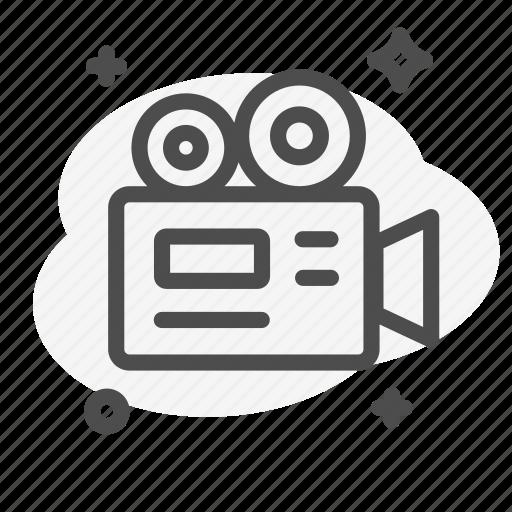 camera, communication, procamera, video, videorecorder icon