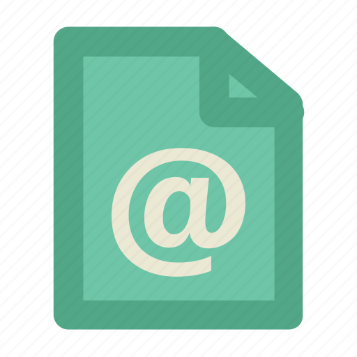 Aroba, arroba symbol, at, at symbol, email, email address icon - Download on Iconfinder