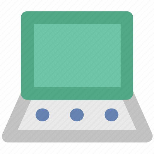 computer, laptop, mac, notebook, pc icon