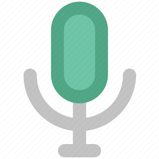 Audio, mic, microphone, recording, retro, studio mic icon - Download on Iconfinder