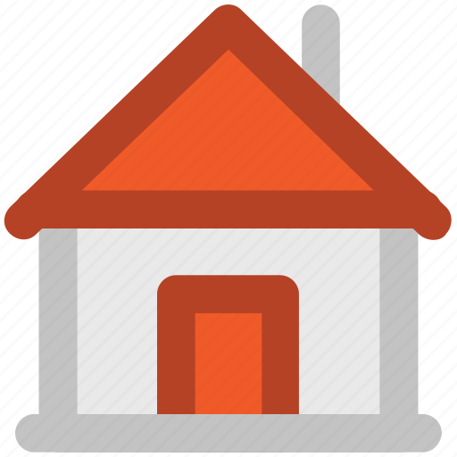 Building, estate, house, hut, real, residence, villa icon - Download on Iconfinder