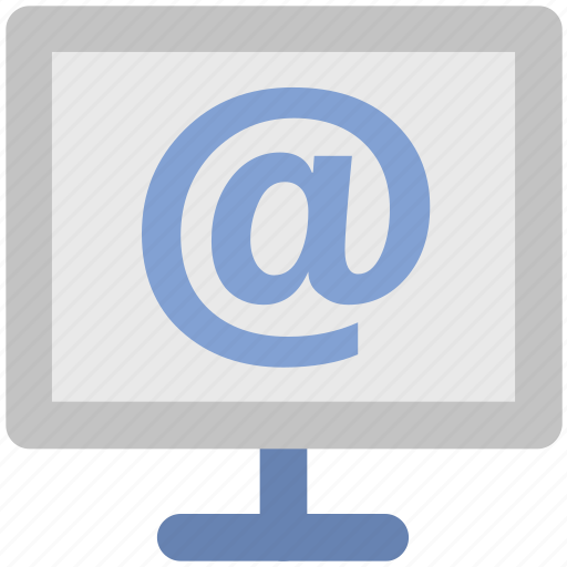 arobba sign, at, at sign, computer, email, internet, web ui icon