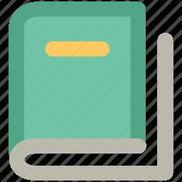 book, education, encyclopedia, literature, reading, study, wikipedia icon