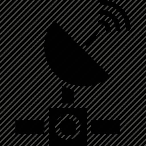 aerial, antenna, booster, radar icon