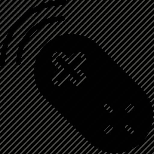 controller, device, remote, wireless device icon