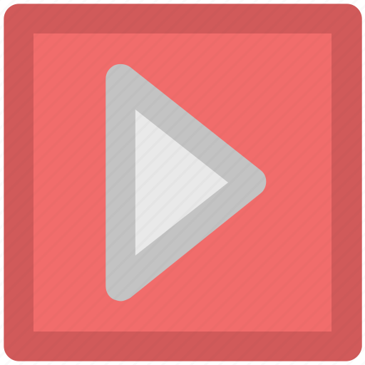 media, media button, media play, media player, multimedia, play sign, video icon