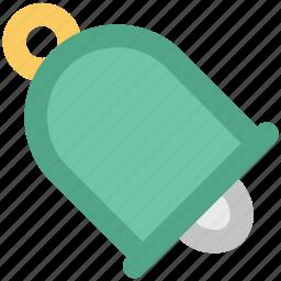 alert, bell, buzz, handbell, noise, retro, school bell, sound icon