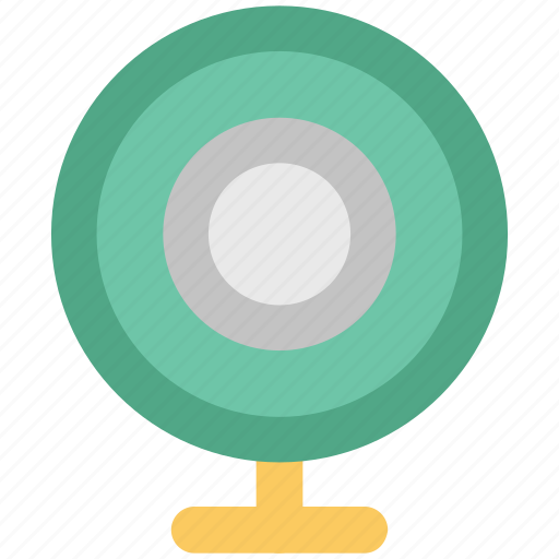 Cam, computer accessory, computer camera, video calling, video source, web element, webcam icon - Download on Iconfinder