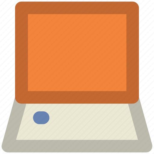Computer, laptop, laptop pc, mac, notebook icon - Download on Iconfinder