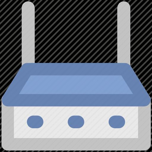 broadband, internet, internet device, internet modem, router, wireless network, wlan icon