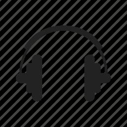 audio, headphones, music, play, player, sound icon