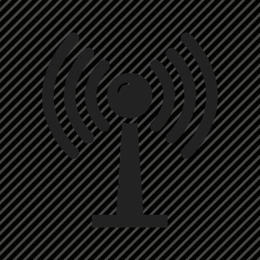 Communication, internet, network, radio, signal, tower ...