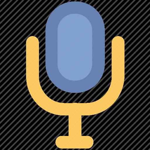 Audio, microphone, music, recording, sound, speak, speech icon - Download on Iconfinder