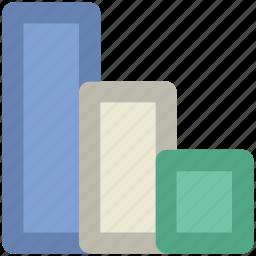bars, phone signals, signal bars, signal strength, signals, wifi signals icon