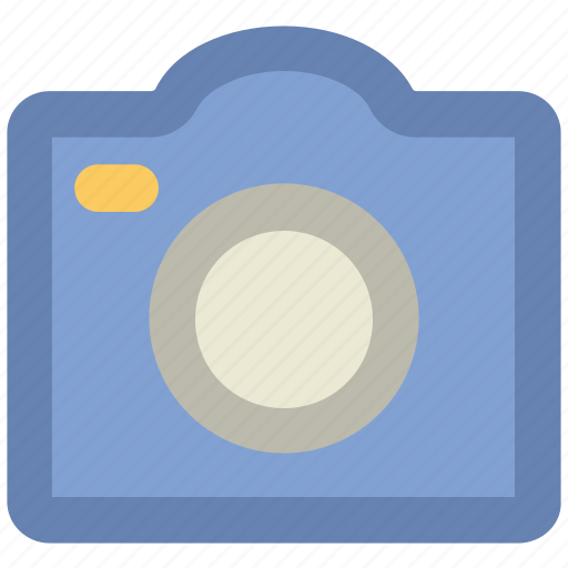 Camera, dslr, image, photo, photo camera, picture, rangefinder camera icon - Download on Iconfinder
