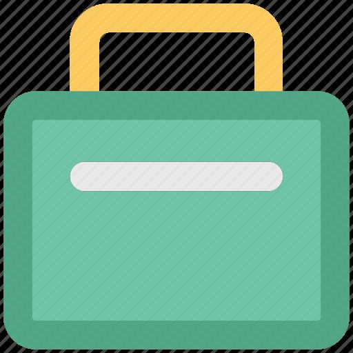bag, briefcase, business bag, case, office, official bag, portfolio icon