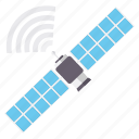 connection, internet, network, satellite, technology, tower, wireless icon