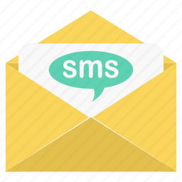 communication, email, envelope, letter, mail, message, sms icon