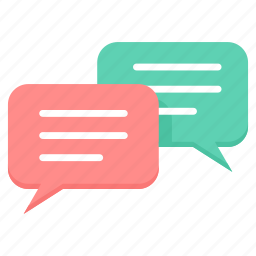chat, chatting, communication, live chat, message, notification, talk icon